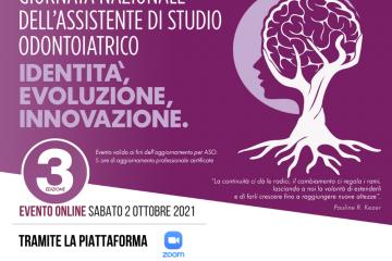 GIORNATA NAZIONALE DELL'ASSISTENTE DI STUDIO ODONTOIATRICO